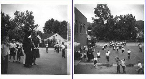 School Playground 1962