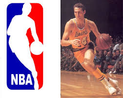 The NBA Logo and Jerry West