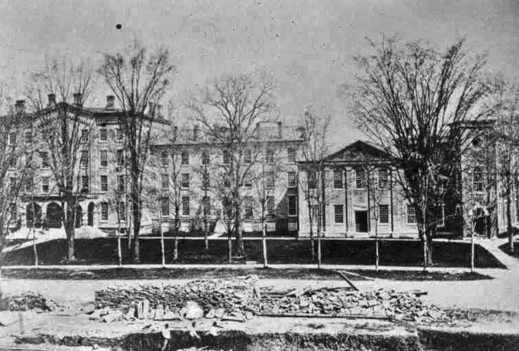 Seminary Campus, 1872