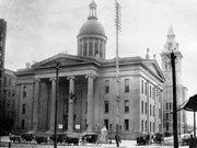 The second Courthouse building (1851)