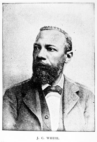 Portrait of Jacob C. White Jr.