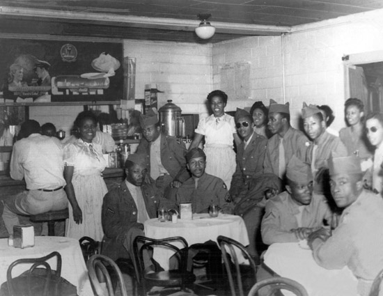 The establishment served African-American residents in East Austin, as well as soldiers stationed nearby