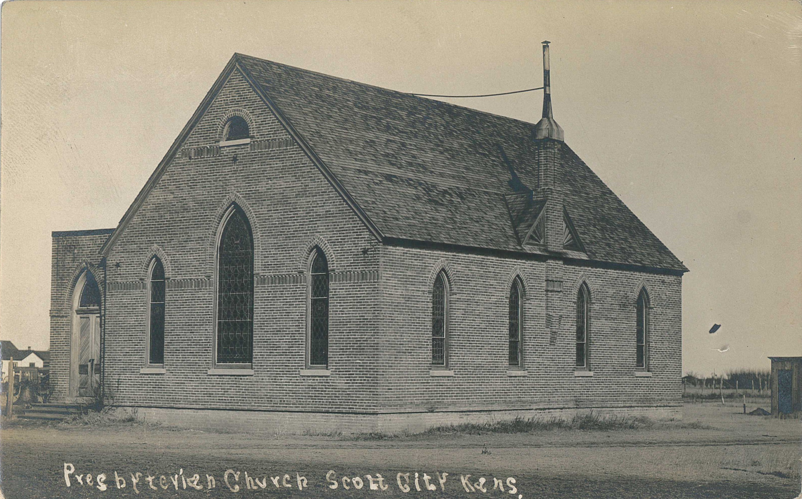 Cumberland Presbyterian Church, 1888