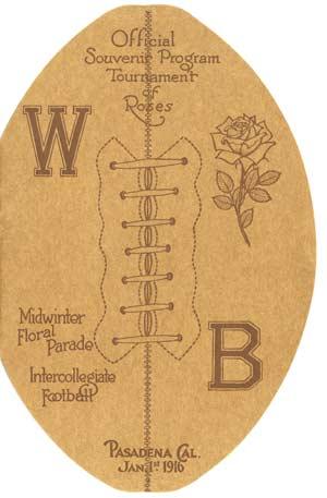 1916 Rose Bowl