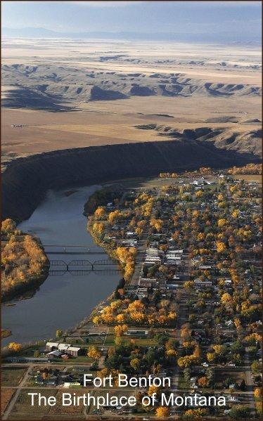 Fort Benton: The Birthplace of Montana