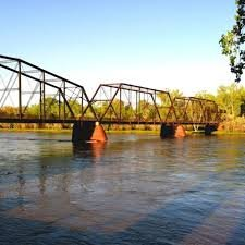 Old Fort Benton Bridge