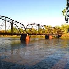 Old Fort Benton Bridge