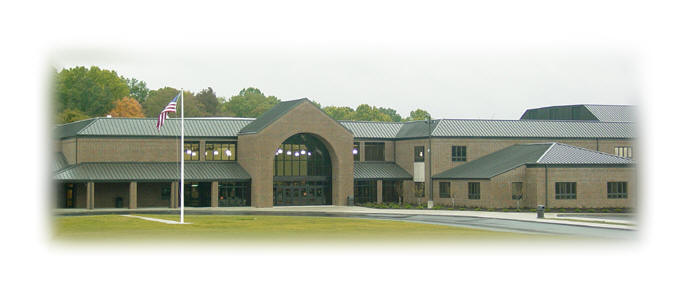 Jackson High School. This is the current and fourth building to serve as the community's high school.