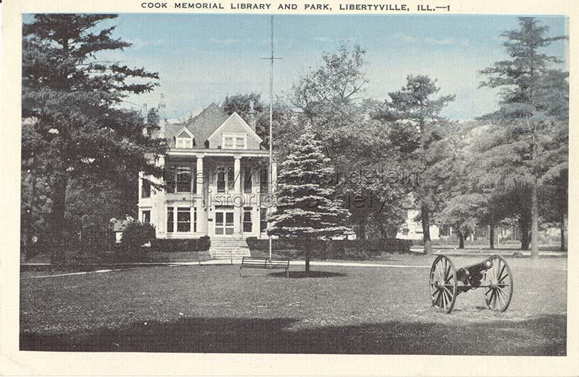 Cook Park, circa 1940