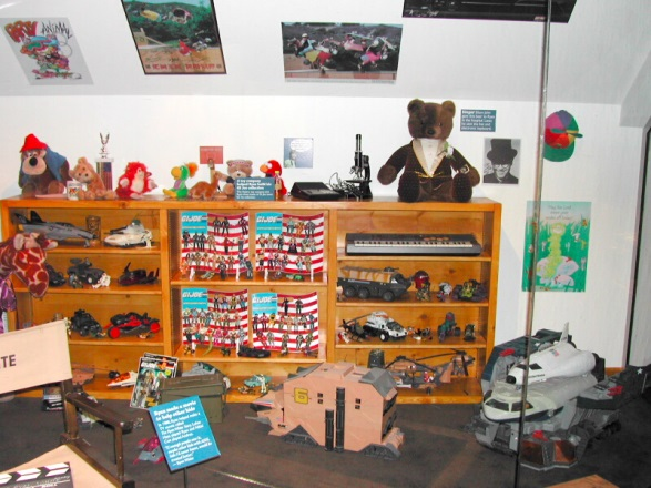 Collection, Shelving, Toy, Box