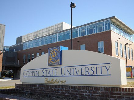 Coppin State University was founded in 1900 as Coppin. The school was primarily a school for the education of teachers. In 1950 the school was granted Bachelor of Science degree. Presently the university offers 53 degrees.