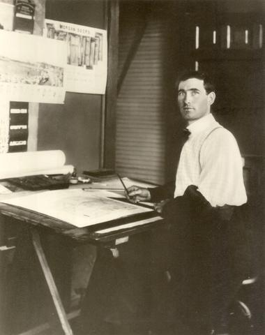 Architect Levi J. Dean