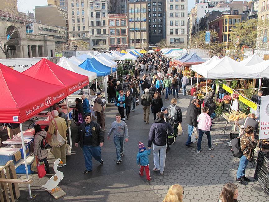 City, Public space, Marketplace, Tent