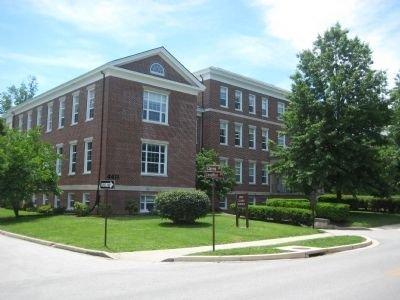 Post Hospital's building 4411