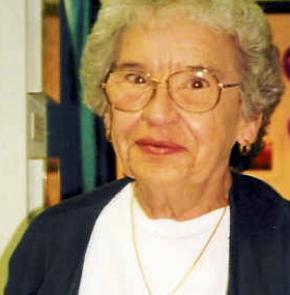 Women's Museum of California founder Mary B. Maschal, who spearheaded preservation activities that became the Women's History Reclamation Project in 1983. (Women's Museum of California)