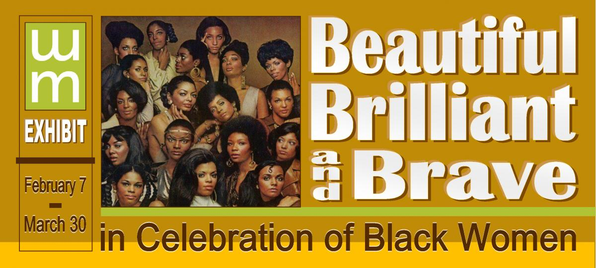 """A recent exhibit focused on the importance of 24 living Black women. Organizations can also request """"traveling"""" versions of exhibits to showcase anywhere in San Diego."""