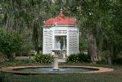 Gardens at Rosedown Plantation