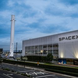 SpaceX HQ
