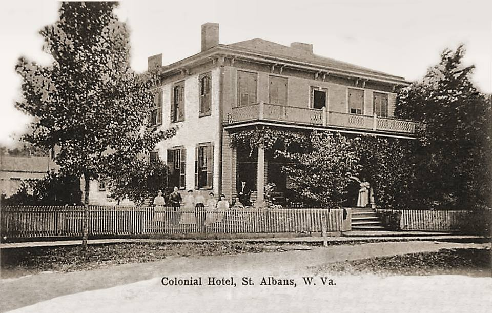 Colonial Hotel 1894