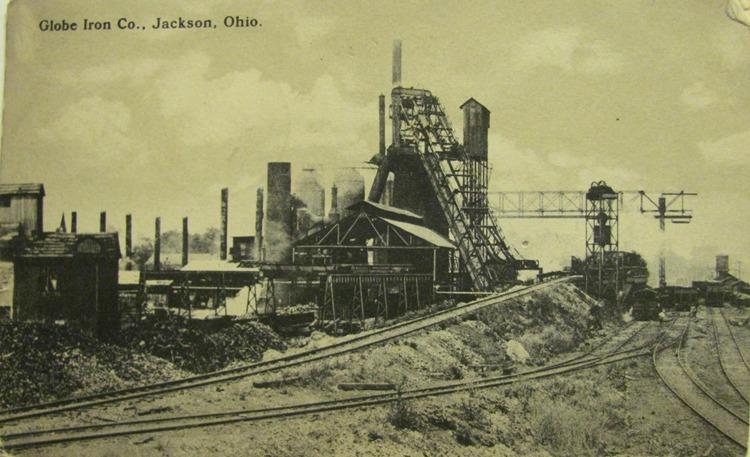 Globe iron 1917