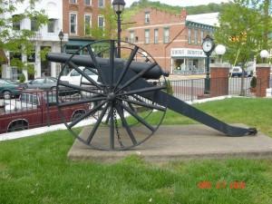 Ripley, Ohio cannon