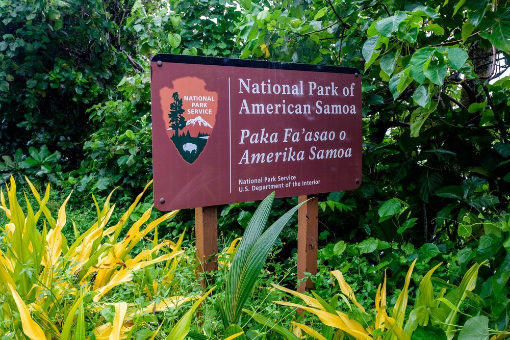 The National Park of American Samoa