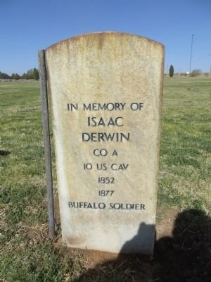 Private Isaac Derwin