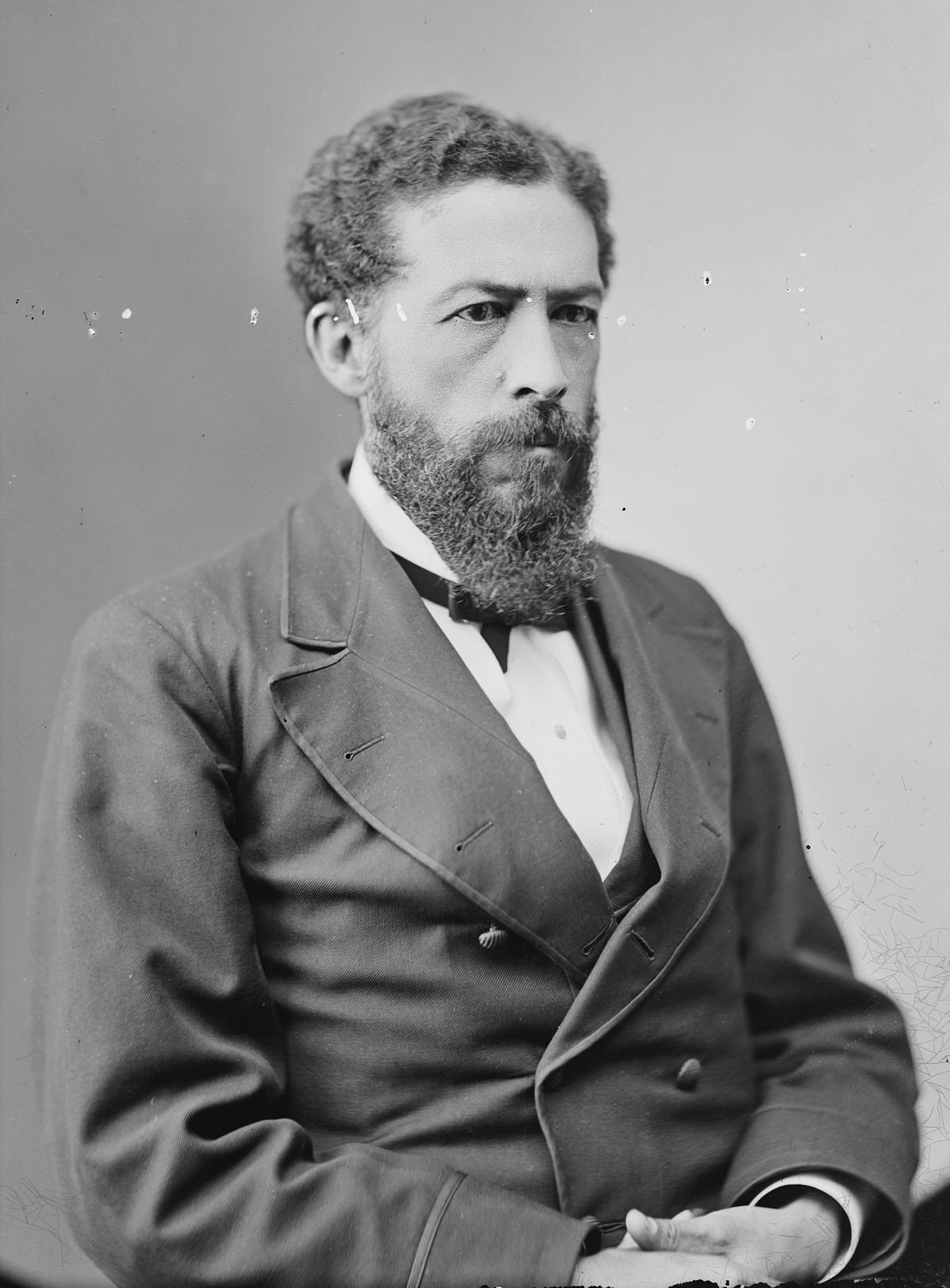 Lawyer and Statesman John Mercer Langston