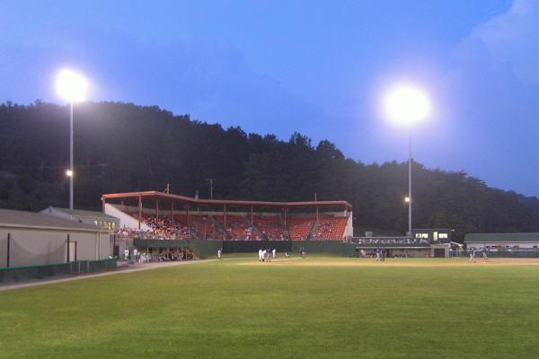 Bowen Field has been the home of several teams since its construction in the final years of the Great Depression.