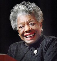 Maya Angelou: poet, author, activist, and inspiration