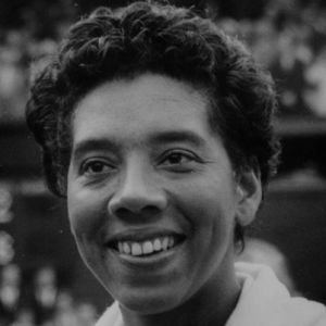 Althea Gibson died nearly penniless in 2003 but historians have recently published works that have led to a rediscovery of the tennis pioneer.