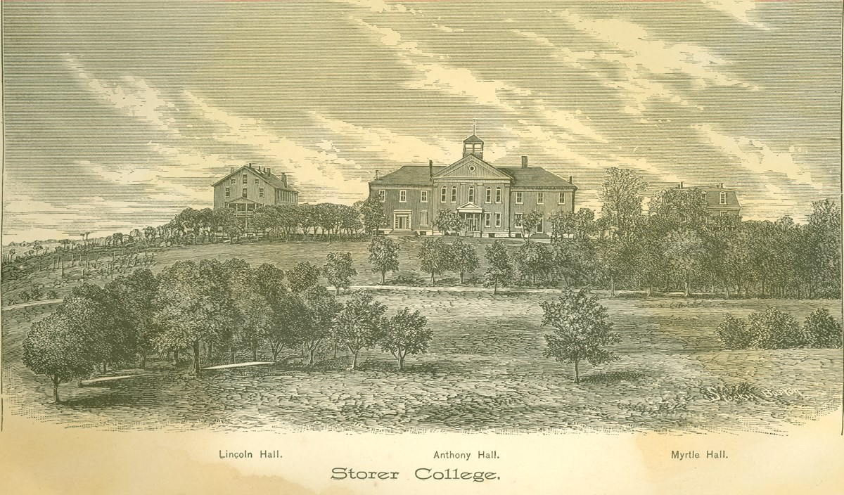 Storer College operated until 1954, the year that the Supreme Court ordered the integration of schools.