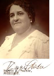 Maggie L. Walker (Draper) born in Richmond. Va on July 15th, 1864 and died in 1979 due to diabetes.