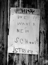 Students went on Strike at Robert Russa High School in April 1951 lead by Barbara Johns.