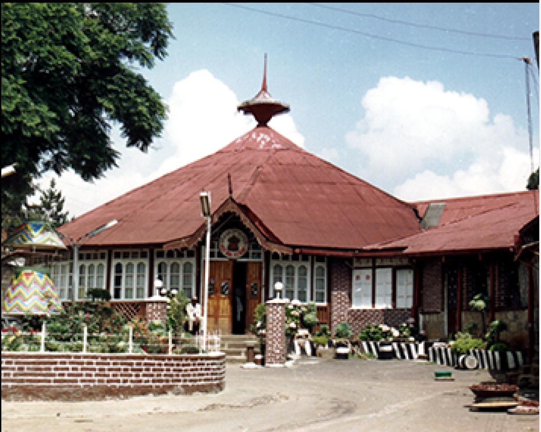 Present day Addis Ababa Restaurant