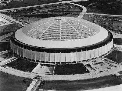 The Houston Astrodome