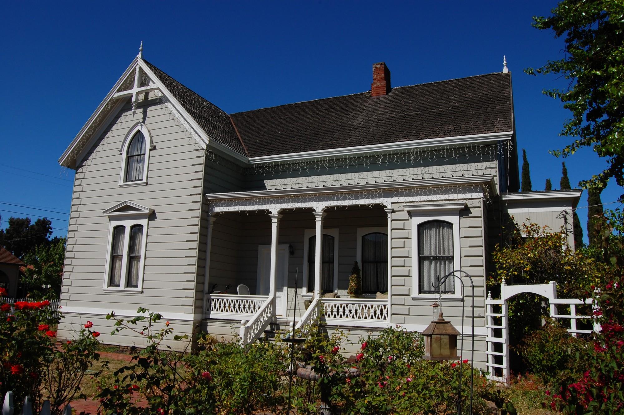 Landrum House, taken 2012