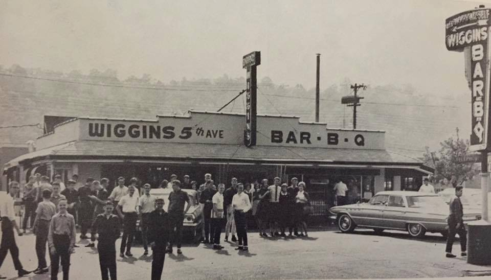 Fifth Avenue Wiggins in 1964