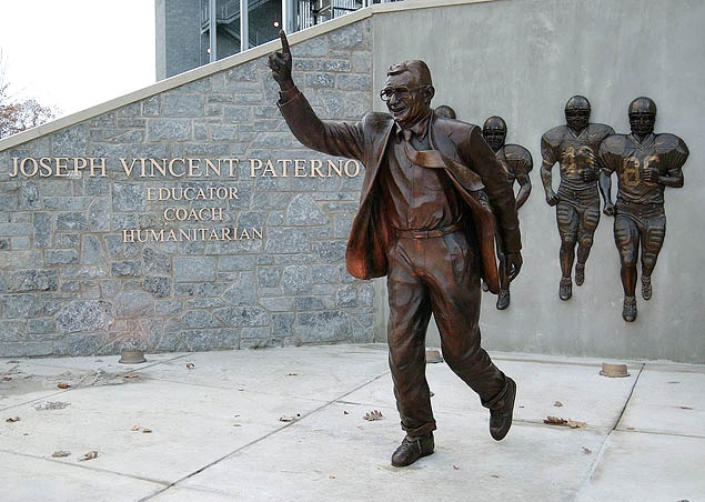 The Statue of Paterno