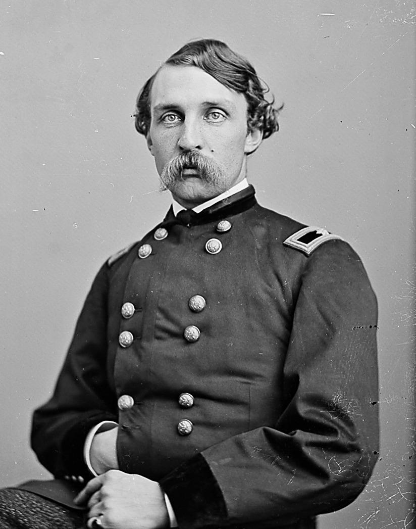 General Edwin Stoughton