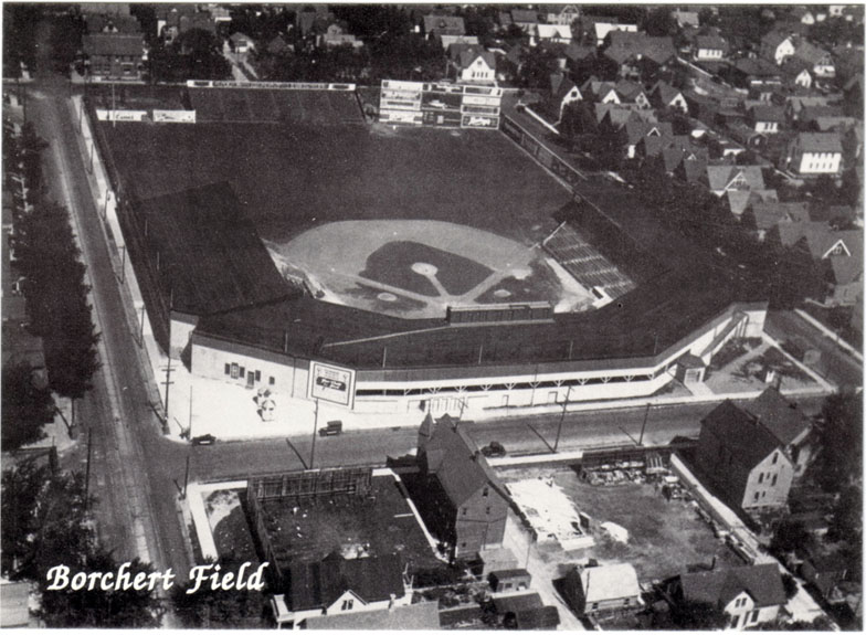 Image of Borchert Field
