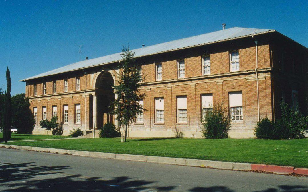 Atascadero Printery Building, ca 1990s