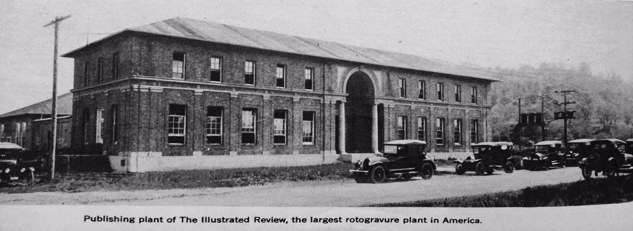 Atascadero Printery, ca 1920s