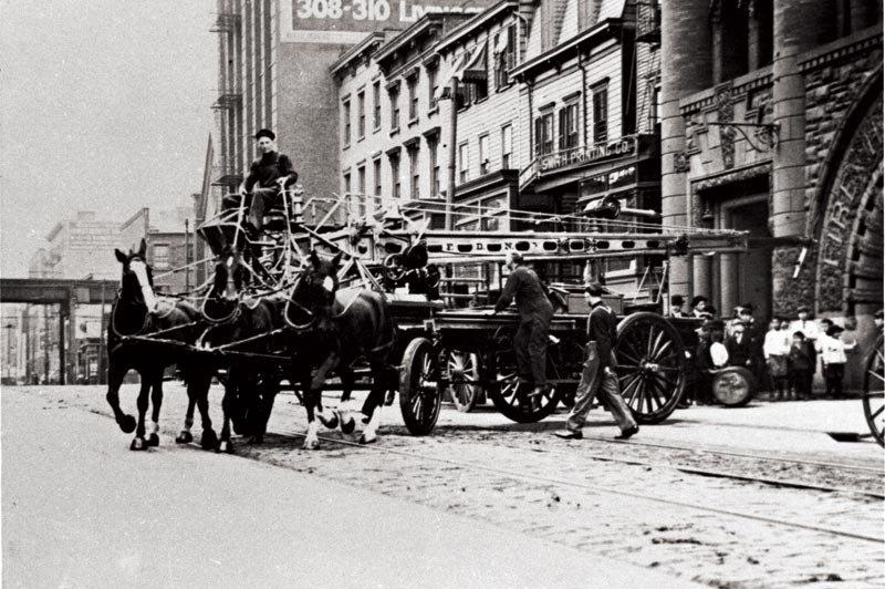 19th century firefighting apparatus (FDNY)