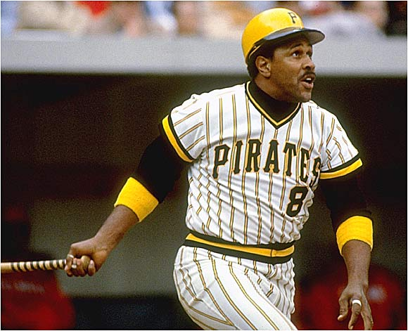Stargell during a game
