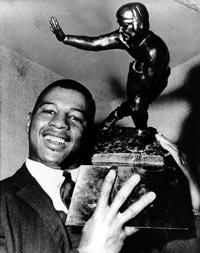 Davis and Heisman Trophy