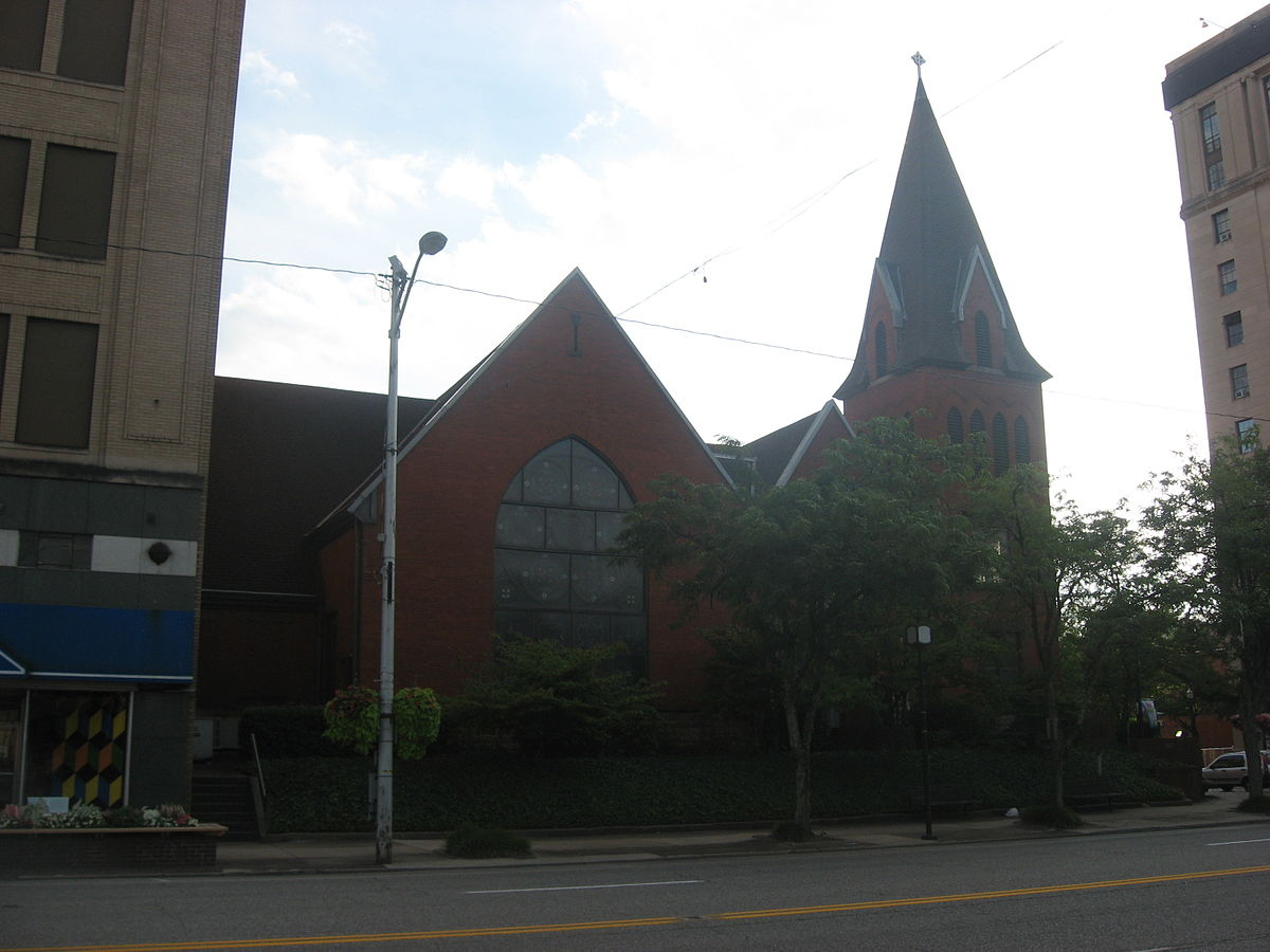 The First Presbyterian Church today