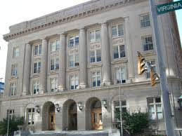 Charleston's City Hall was completed in 1922 at a cost of $650,000
