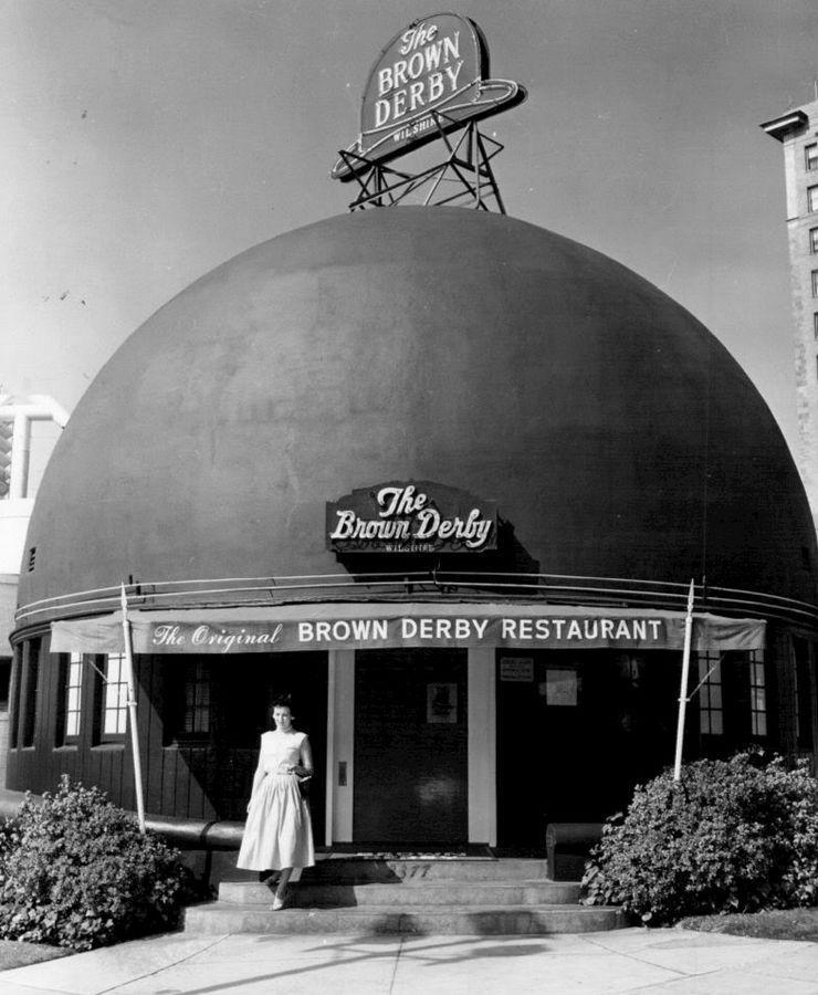 The original restaurant at 3427 Wilshire Boulevard closed in 1980 and was bulldozed before local residents and preservationists could prevent the destruction of the iconic LA establishment.