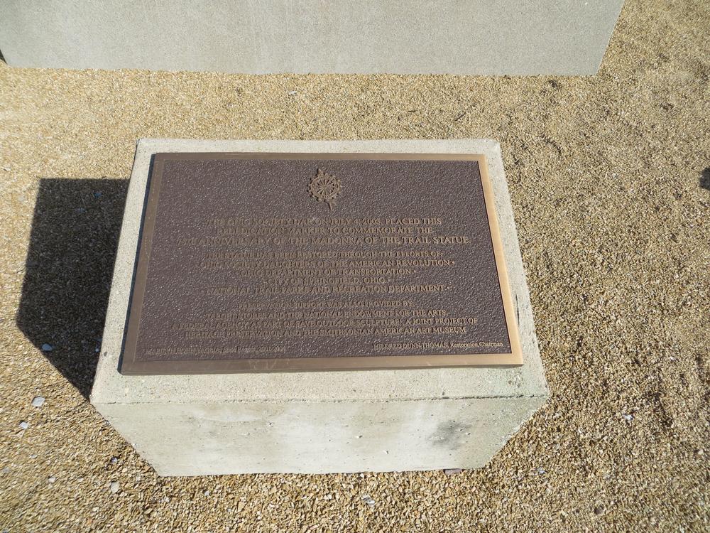 Rededication marker